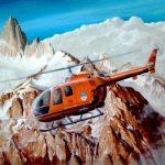 rescate en el fitz roy aviacion argentina exequiel martinez